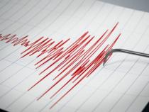 Un cutremur mai puțin obișnuit în Vrancea, la o adâncime de 15 kilometri