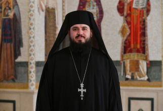 Preasfințitului Părinte Arhiereu-Vicar Atanasie de Bogdania (Rusnac Tudor)  Foto: Basilica