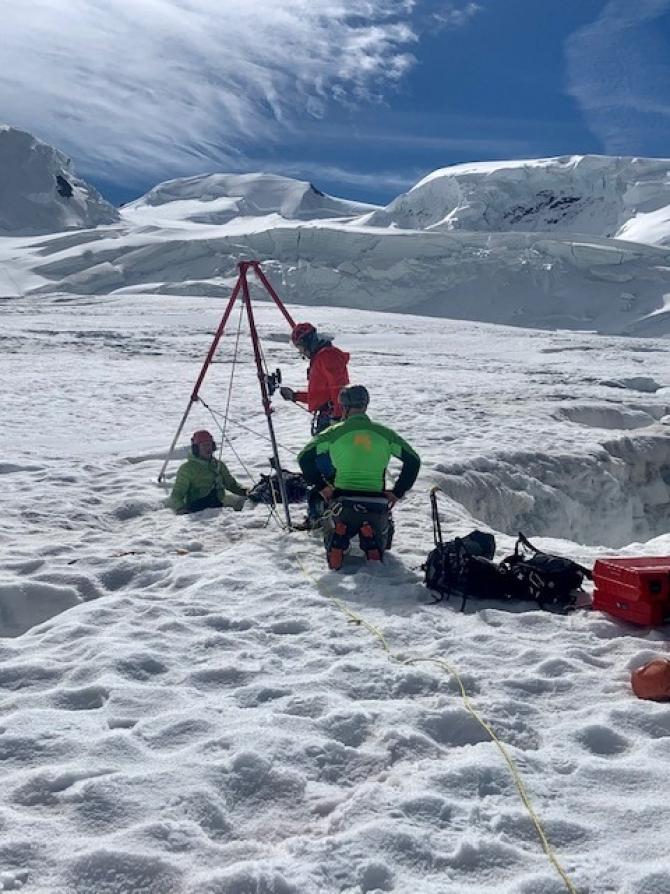 Sursa foto: Air Zermatt AG / Facebook