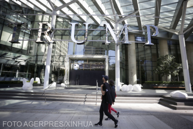 Trump Tower a dat faliment