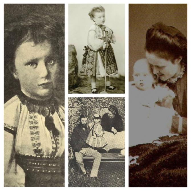 Principesa Maria. FOTO: Facebook Familia Regală a României