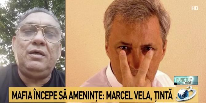 Viorel Gongoi, atac la Marcel Vela