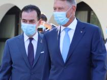 Iohannis, Orban  Foto: Crișan Andreescu