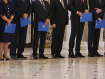 Juramant Guvern  Foto: Crișan Andreescu