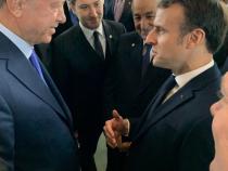 Macron a solicitat lui Erdogan să respecte pe deplin suveranitatea statelor membre ale UE