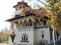 Vila-muzeu lăsată Bucureștiului de Nicolae Minovici  Foto: Crișan Andreescu