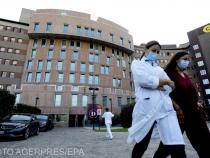 Spitalul San Raffaele, unde este internat Silvio Berlusconi /  Sursa foto: Agerpres