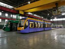Cum vor arăta noile tramvaie Foto: Facebook Astra Arad
