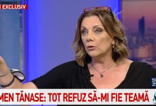 Carmen Tănase a refuzat testul COVID: Orice demență din istorie se termină