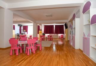 Interior din Grădinița Nr. 162
