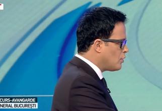 Mihai Gâdea, Antena 3