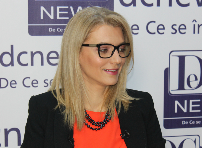 Alina Gorghiu / Foto: Crișan Andreescu