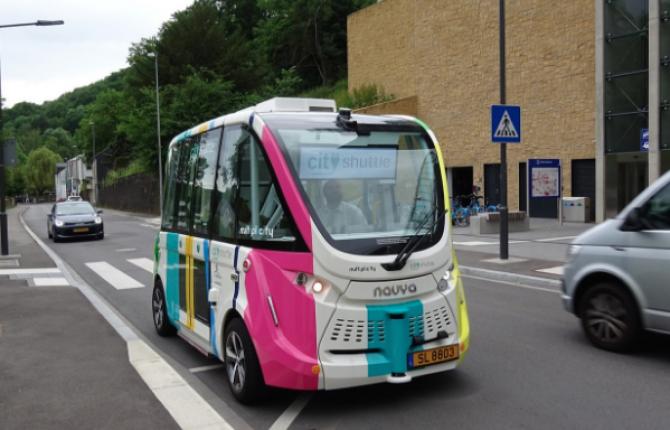 """Brașovul în cadrul proiectului """"Smart urban mobility involving autonomous vehicles"""""""