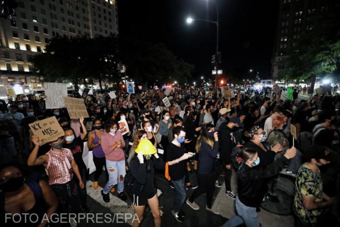 Protest în numele lui Breonna Taylor