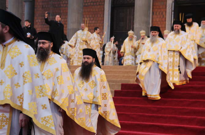 Catedrala Neamului sfintire  Foto: Crișan Andreescu