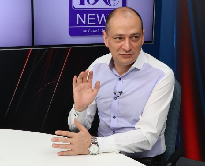Daniel Băluță  Foto: Crișan Andreescu