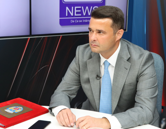 Daniel Florea  Foto: Crișan Andreescu