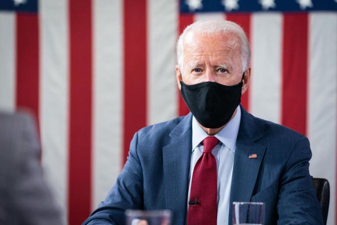 Joe Biden: Prima responsabilitate a unui preşedinte este să protejeze poporul american