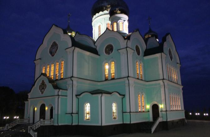Manastirea Bănceni, Cernăuți  Foto: Crișan Andreescu