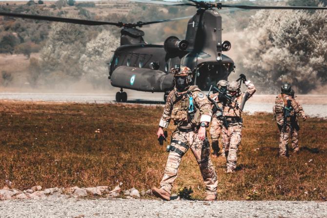 Foto: Roxana Davidovits / Facebook Armata României