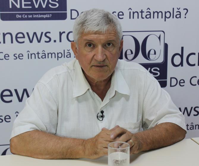 Mircea Diaconu  Foto: Crișan Andreescu