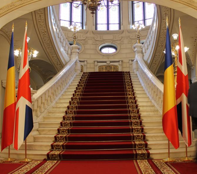 Palatul Cotroceni  Foto: Crișan Andreescu
