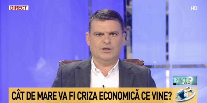 Radu Tudor / Captură Antena 3