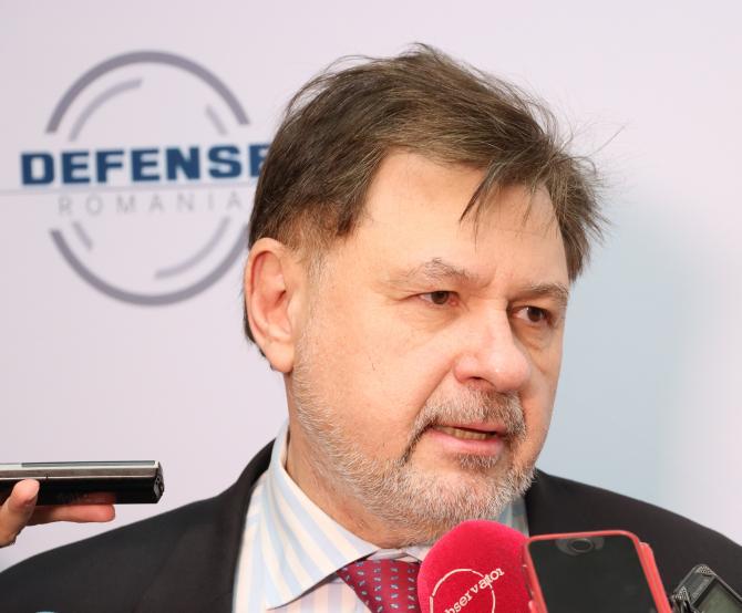 Alexandru Rafila  Foto: Crișan Andreescu