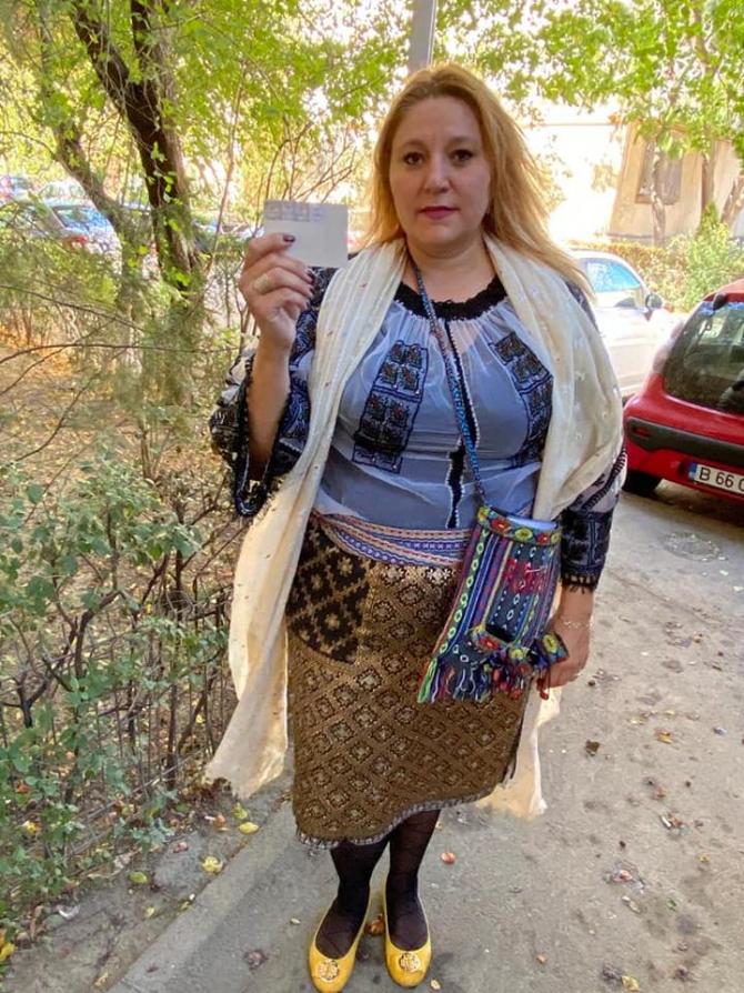 Diana Şoşoacă - AUR