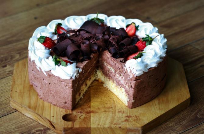 Tort, foto Pexels