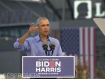 Barack Obama: Cu Joe Biden şi Kamala Harris, nu va trebui să vă faceţi griji