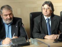 Gheorghe Ciuhandu și Nicolae Robu
