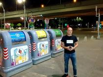 Daniel Băluță: Cu toții vom fi responsabili, vom sorta corect deșeurile menajere