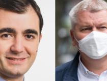 Claudiu Năsui și Florin Roman