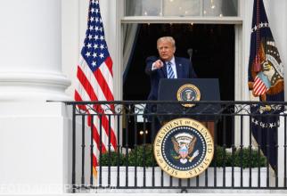 Donald Trump FOTO AGERPRES