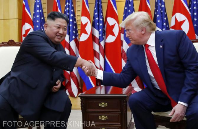 Este pentru prima dată când  Kim Jong Un a transmis un astfel de mesaj unui lider testat pozitiv la COVID-19
