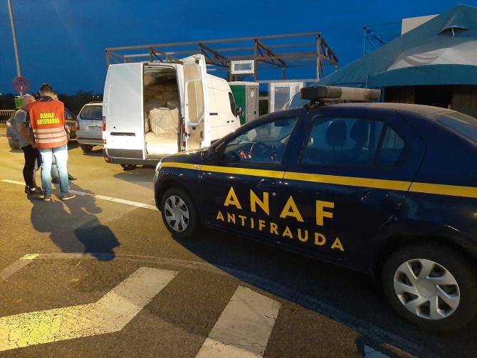 Foto: ANAF Antifraudă