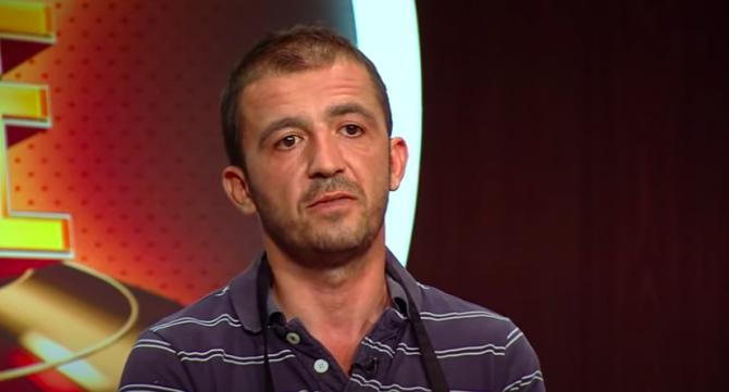 """Bogdan Boceanu la """"Chefi la cuțite"""""""