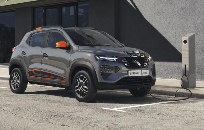 Românii ar avea Dacia Spring la un preț de circa 8.500 euro