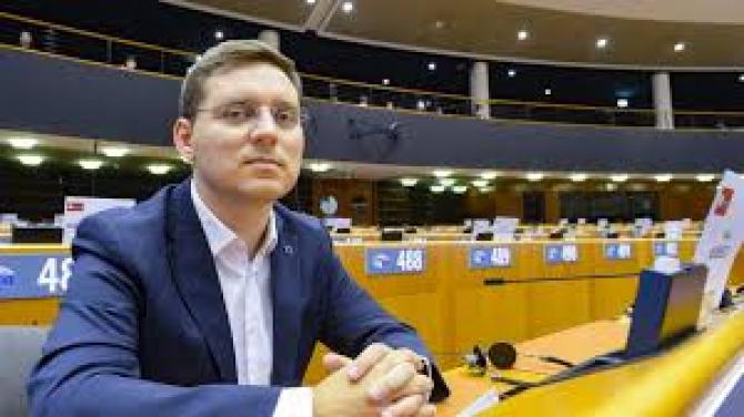Victor Negrescu, europarlamentar PSD