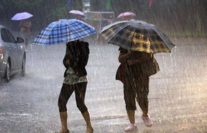 Ploile vor acoperi toată țara