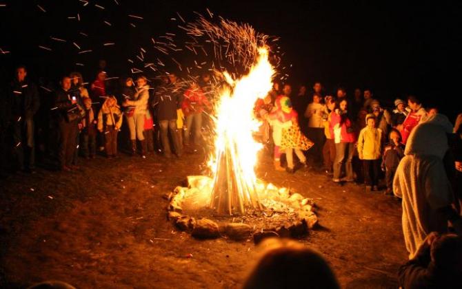 Focul lui Sumedru, interzis în Argeș