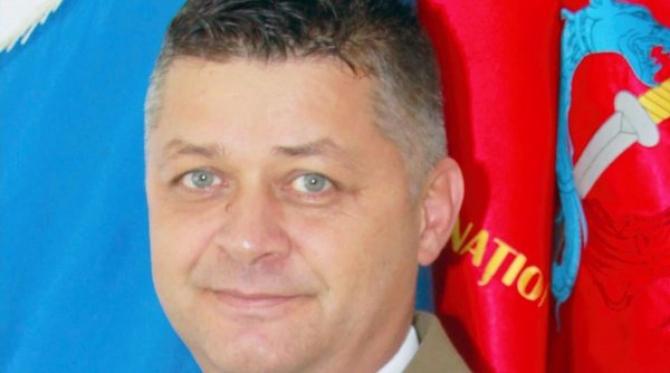 Generalul de brigadă Ionică Cătălin Ticulescu