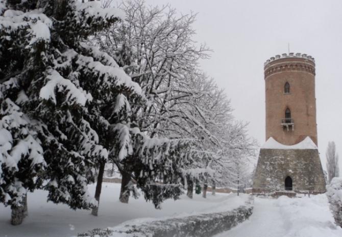 Turnul Chindiei  Foto: Complexul Muzeal Curtea Domnească Târgoviște