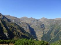 Munții Făgăraș. Foto: Radu Gava