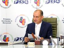 Daniel Băluță, primarul Sectorului 4