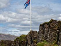 Steag Islanda. Foto: Pexels