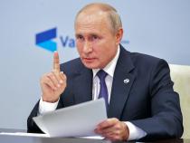 Cota unică de impozitare a fost una din reformele-cheie din primul mandat al lui Putin. Foto: Facebook