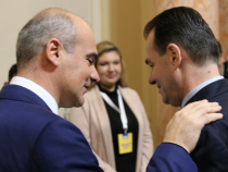Rares Bogdan, Ludovic Orban. Foto: Crișan Andreescu