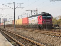 Tren mărfar  Foto: Crișan Andreescu